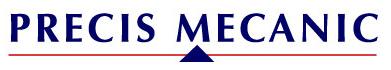 Logo precis mecanique