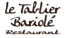 logo tablier bariolé