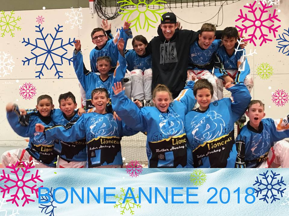 bonne annee 2018